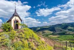 Marienkapelle im Weinberg bei Oberkirch im Schwarzwald