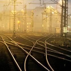 Wirre Gleise