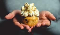 Popcorn-Muffin