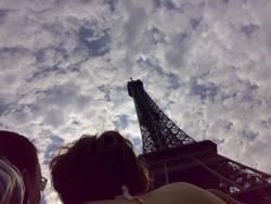 Eine Reise nach Paris