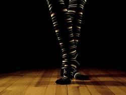 La danse des chaussettes | trippeln