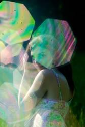 Das Mädchen hinterm Regenbogen