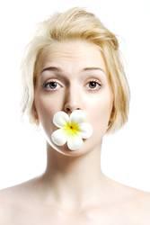 Sag's durch die Blume