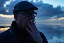 Noch eine Zigarette