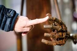 Fingerspitzengefühl | Berührung
