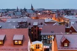 Winterliches Quedlinburg