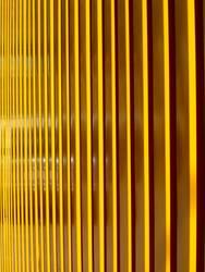 Struktur in gelb