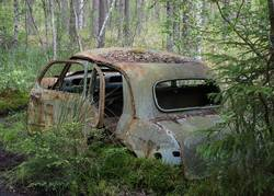 Autofriedhof 1