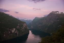 Norwegen XIX - Geiranger
