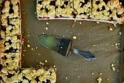 ich hab kuchen gemacht...