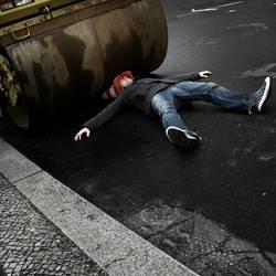 death of a hütchenspieler