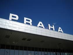 Flughafen Prag