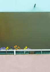 Blumenkasten Kasten