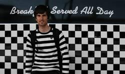 Zebra meets Schachbrett