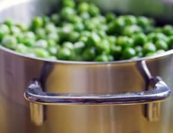 grüne Perlen...