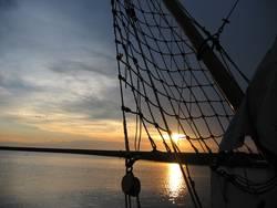 Sailman's sunset
