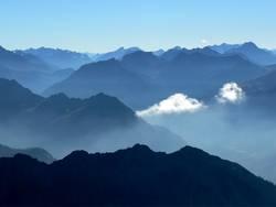 Hinter den sieben Bergen ...