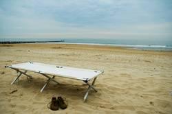 Pause am Meer