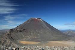 Mt Ngauruhoe aka Mount Doom