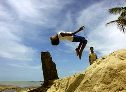 flyin capoeira kids