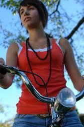 Fahrradfahren...