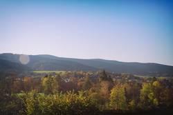 Saaletal - ein Landschaftsfoto