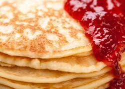 Pfannkuchen-Hochstapler