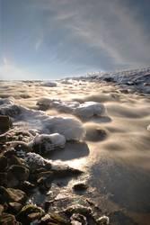 Eingefrorene Bewegung