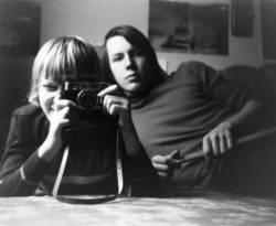 Selfie in den 70ern