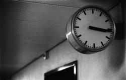 Zeitstillstand