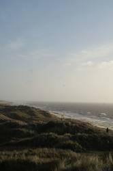 dänemark strand von blavand