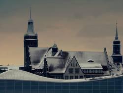 winterliche dächer - eiskalt durchdacht