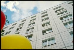 Für Dich solln bunte Ballons steigen