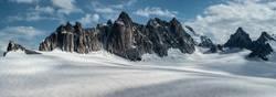 Aiguilles Dorées - Plateau du Trient