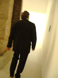 Uwe Schummer MdB am Reichstagstunnel