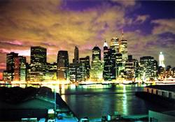 WTC Sunset II