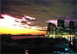 NY Sunset III
