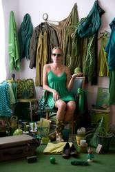 Grün, grün, grün ist alles was ich habe