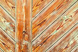 old weathered wood surface on door
