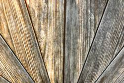 old weathered wood surface of a door