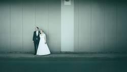 Ein Hochzeitsbild