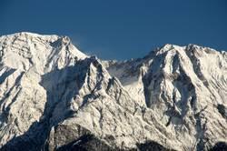 Traumhaft schönes Bergwetter