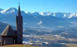 Winterende in Tirol