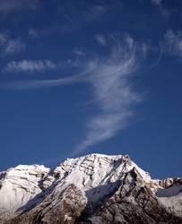 Zauberhafte Bergwelt der Alpen