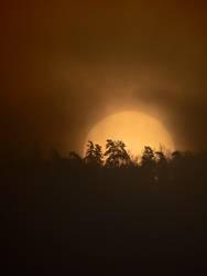 Die Sonne geht auch nach dem Sterben auf...
