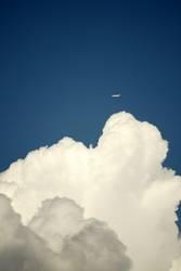Über den Wolken... oder flieg kleiner Flieger...