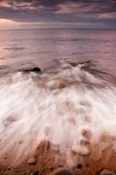 waves @ st mary's island