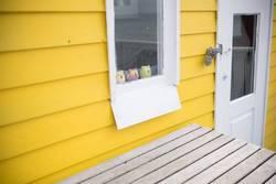 Strandhaus auf der dänischen Insel Ærø