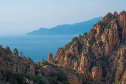 Westküste von Korsika