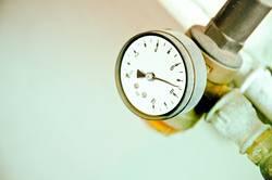 Rohrfedermanometer